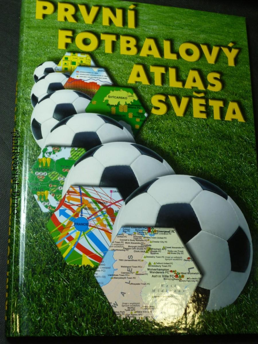 První fotbalový atlas světa