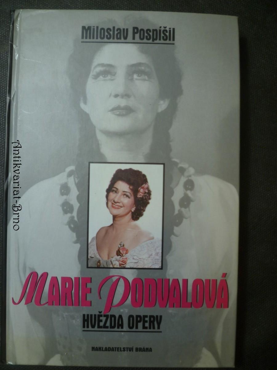 Marie Podvalová - Hvězda opery