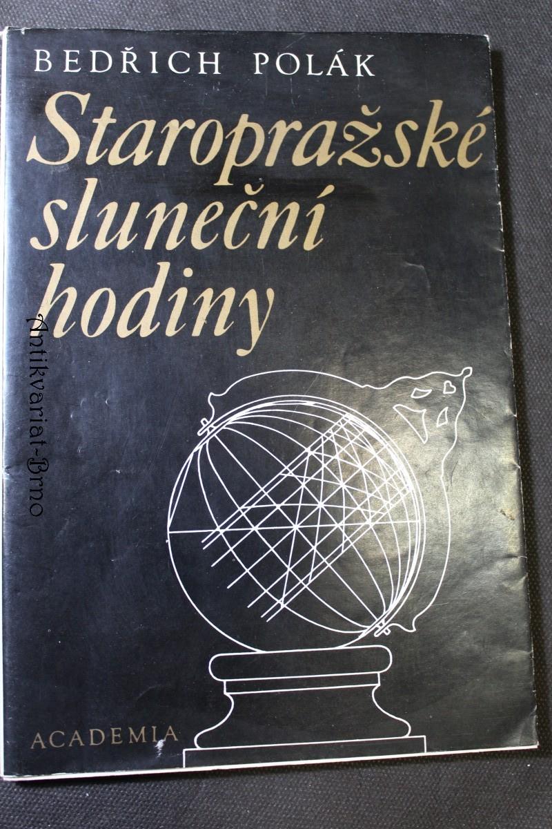 Staropražské sluneční hodiny