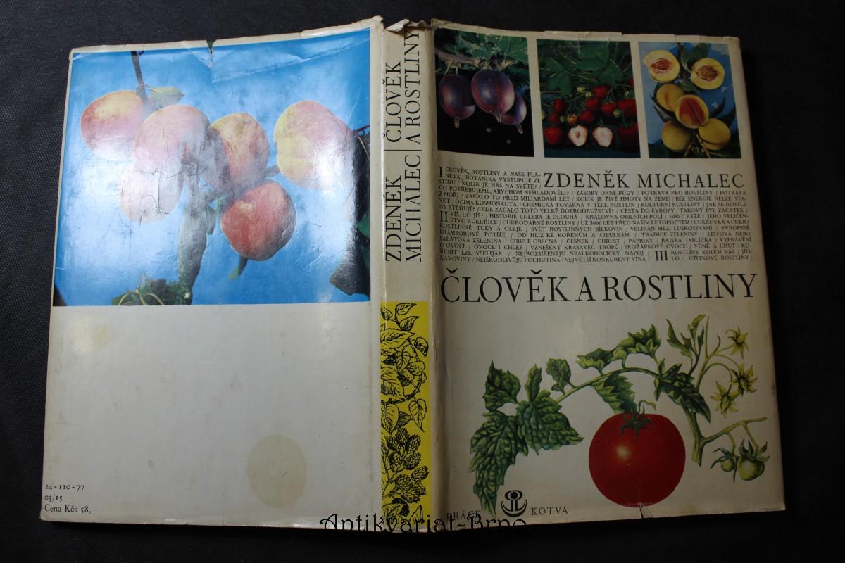 Člověk a rostliny