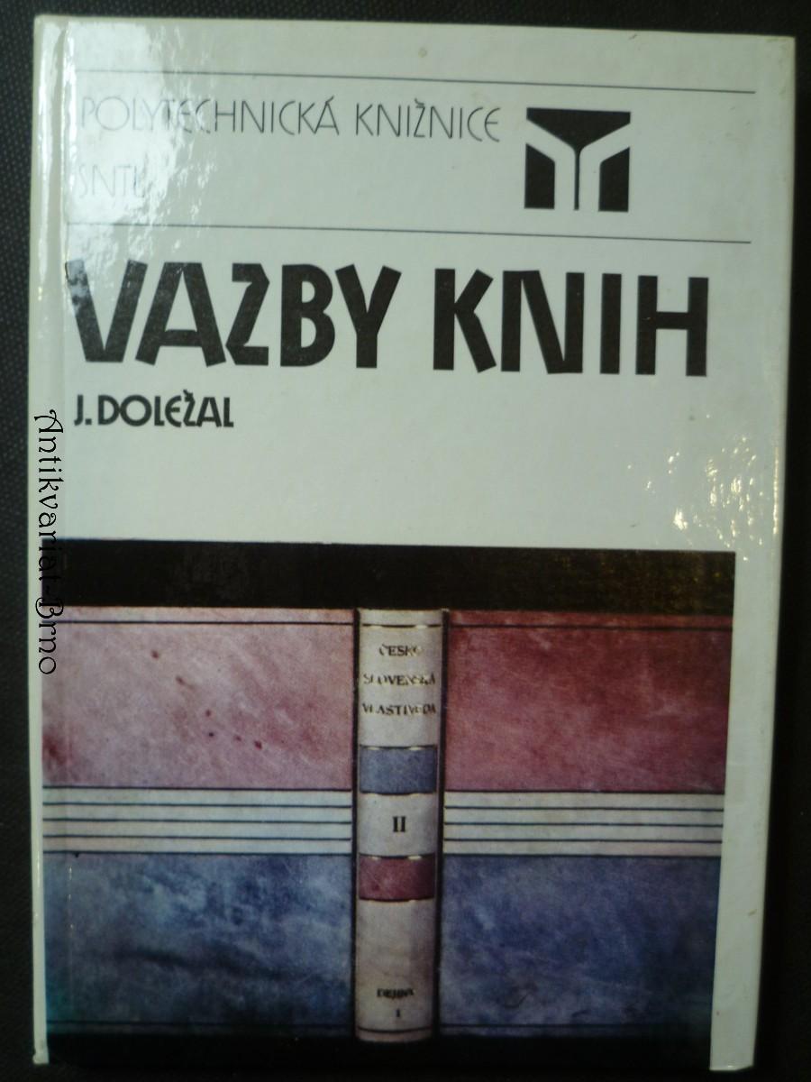 Vazby knih