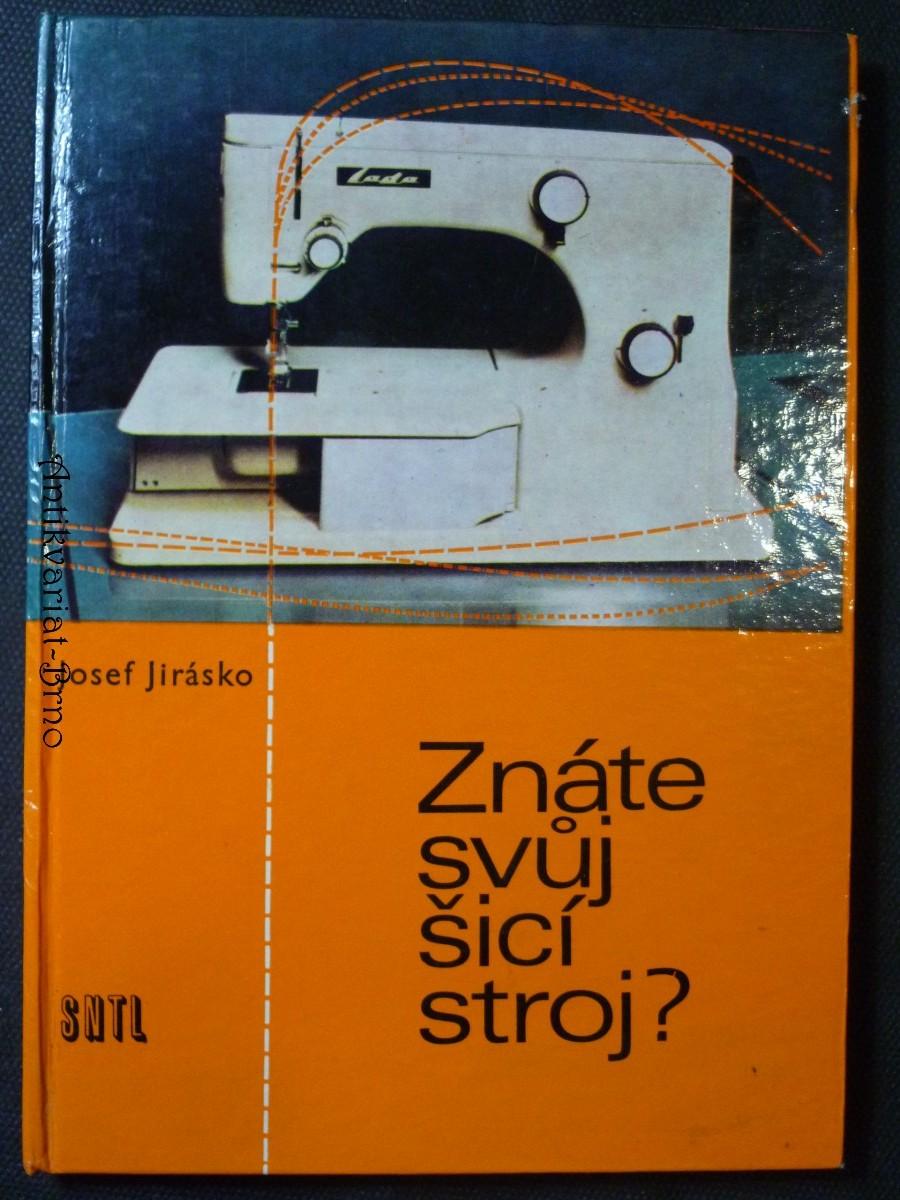 Znáte svůj šicí stroj?