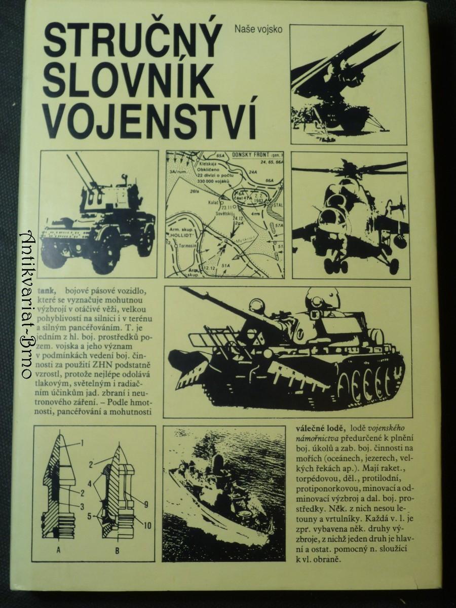 Stručný slovník vojenství