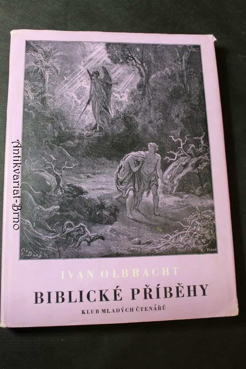 Biblické příběhy : starý zákon pro mládež