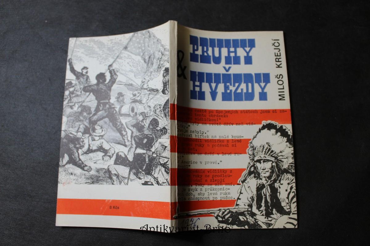 Pruhy a hvězdy aneb Putování americkou historií a současností