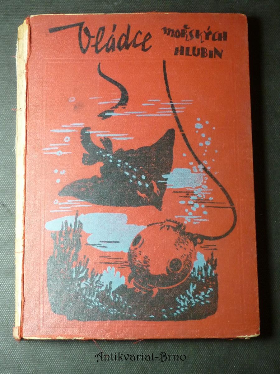 Vládce mořských hlubin : dobrodružný román