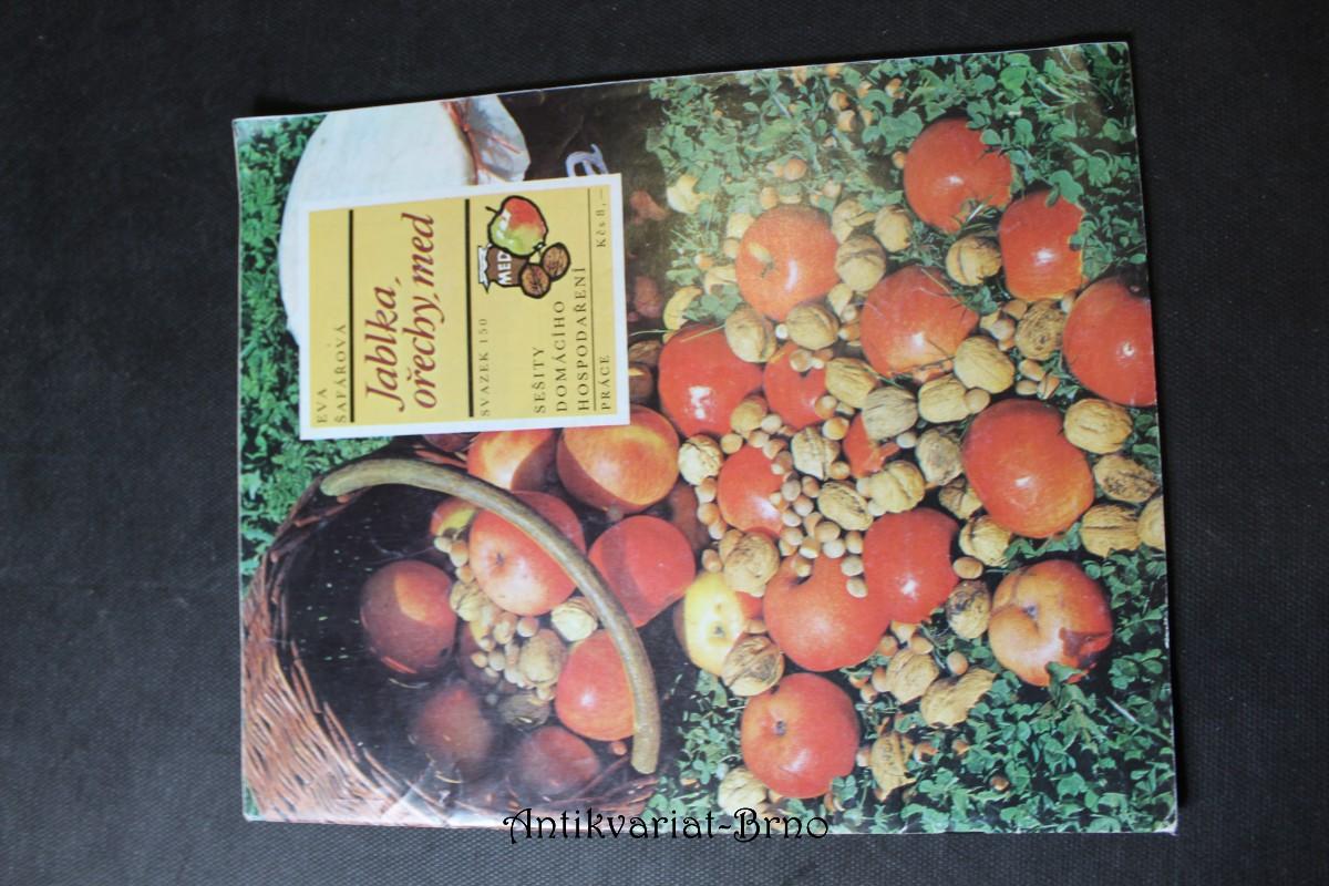 Sešity domácího hospodaření, svazek 150 - Jablka, ořechy, med