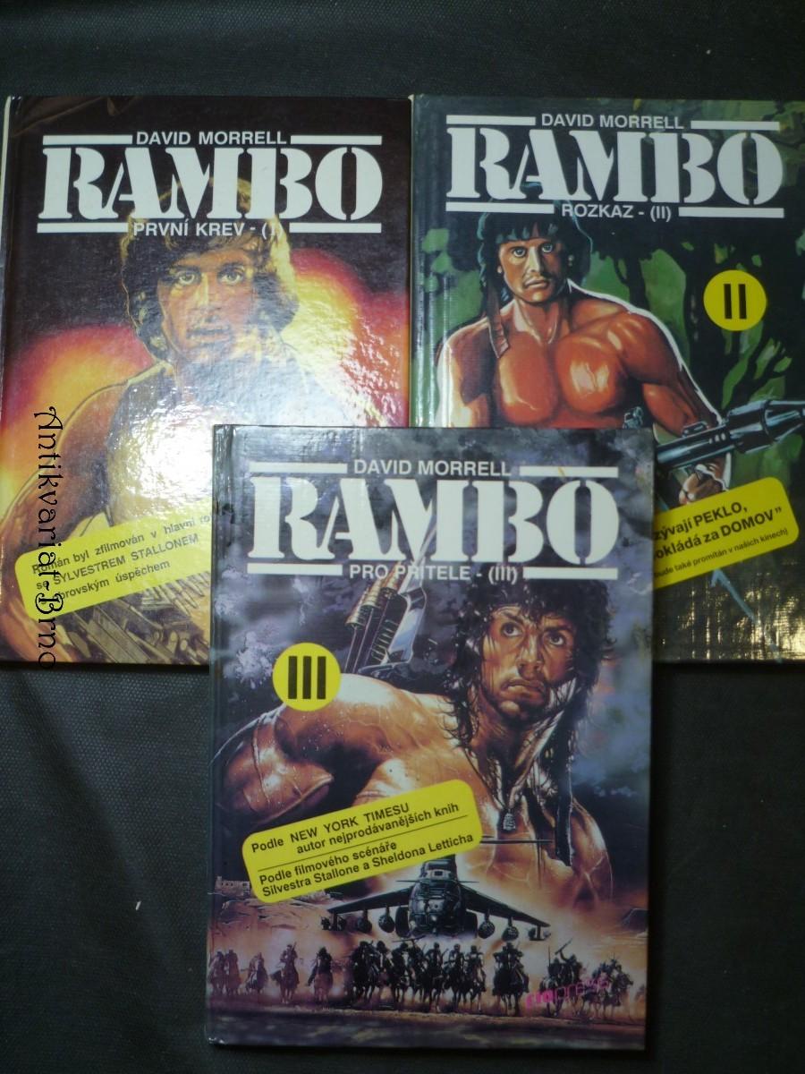 Rambo I., II., III