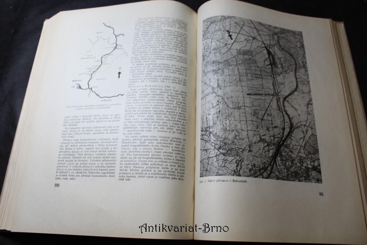 Průplav Dunaj, Odra, Labe naše moře : Sborník o chystaném průplavu