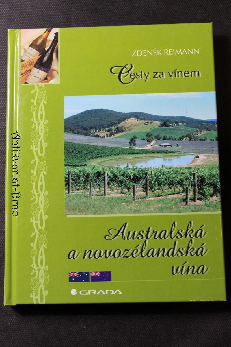 Australská a novozélandská vína