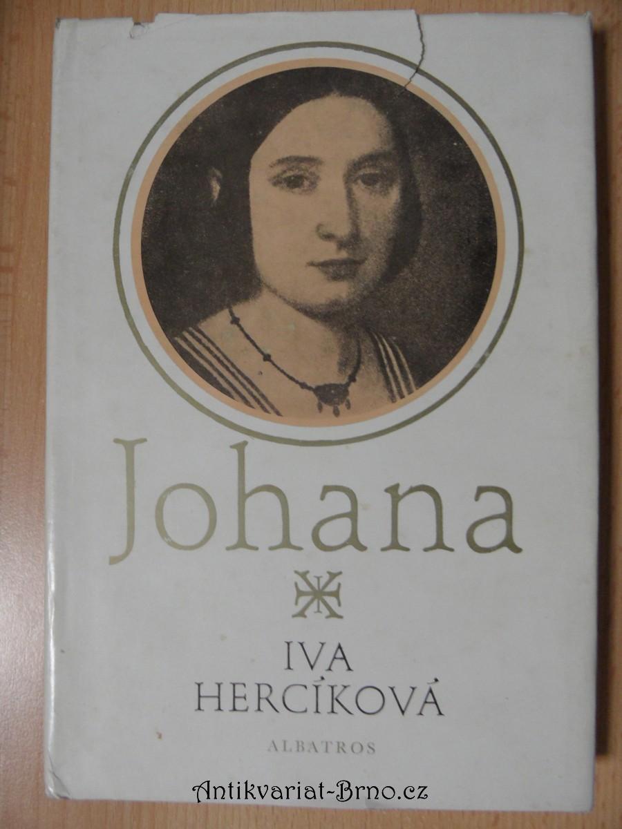 Johana : novela o mládí Karolíny Světlé