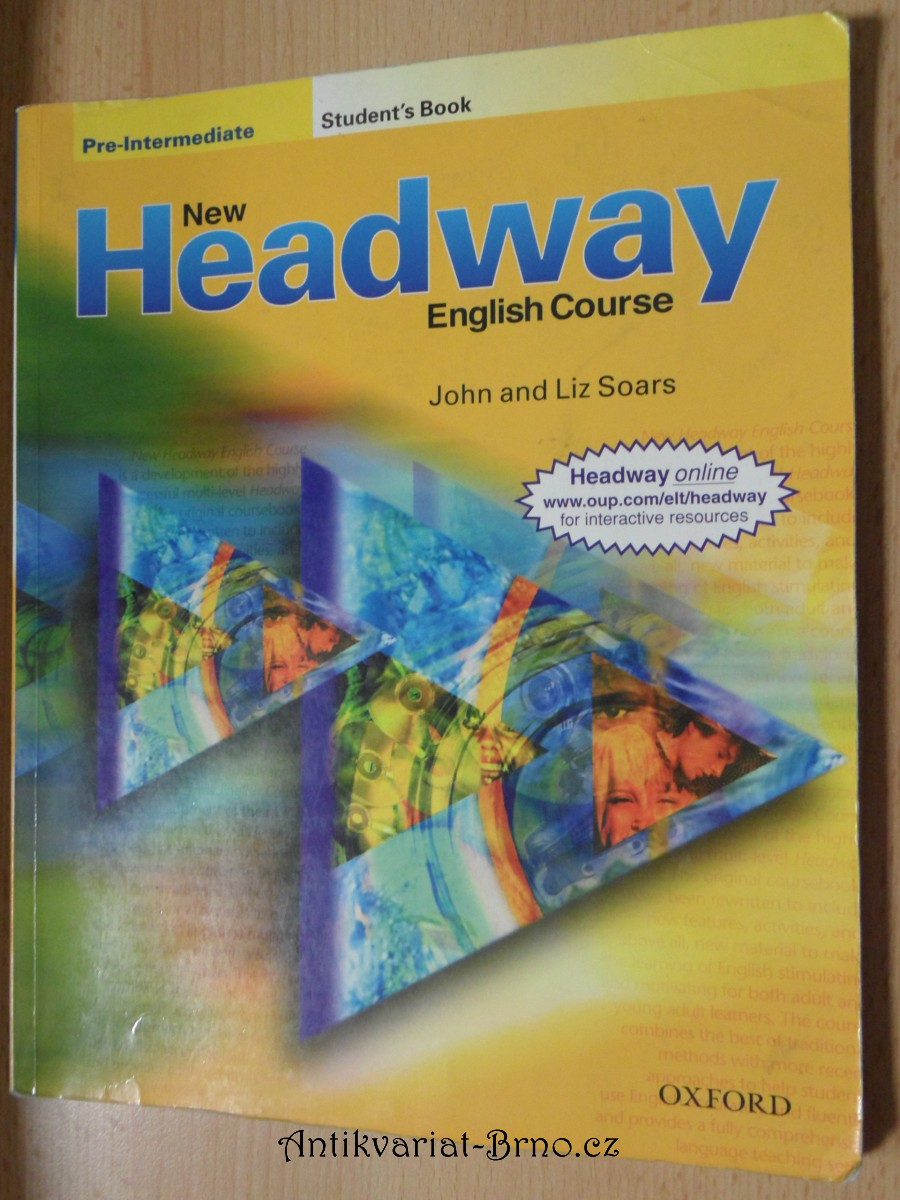 Intermediate)решебник course( new english headway