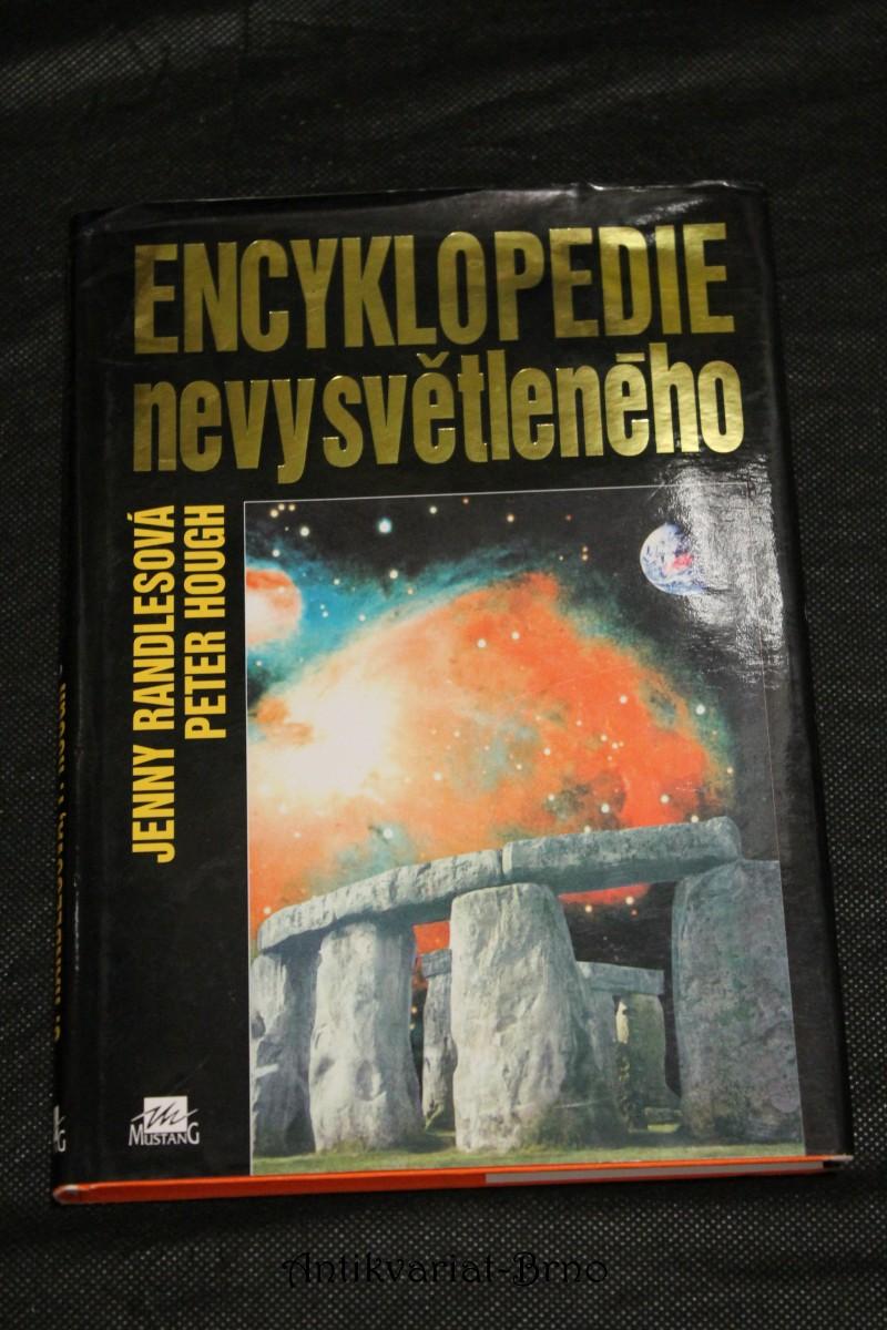 Encyclopedia of the unexplained. Česky Encyklopedie nevysvětleného