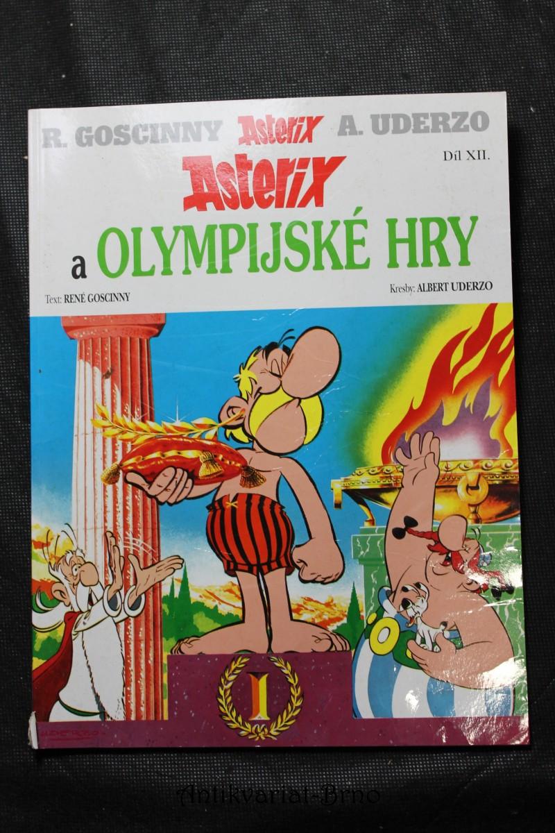 Asterix a Olympijské hry. Díl XII.
