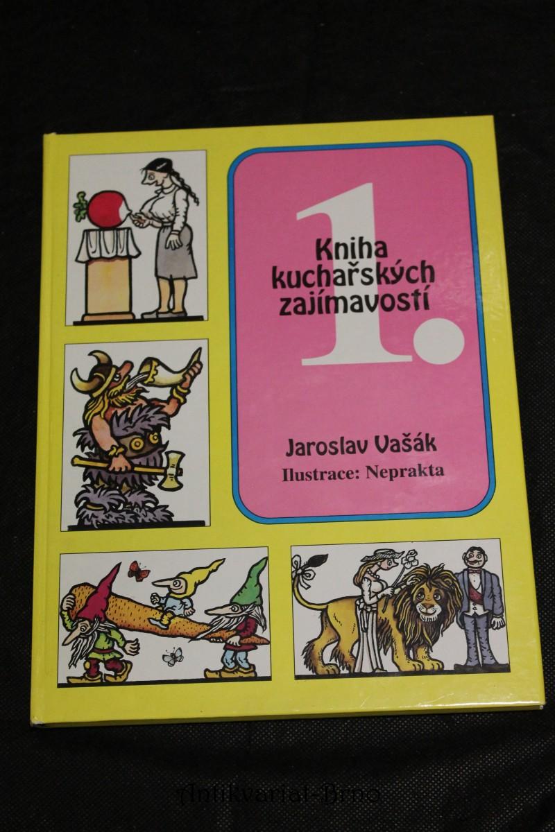 Kniha kuchařských zajímavostí
