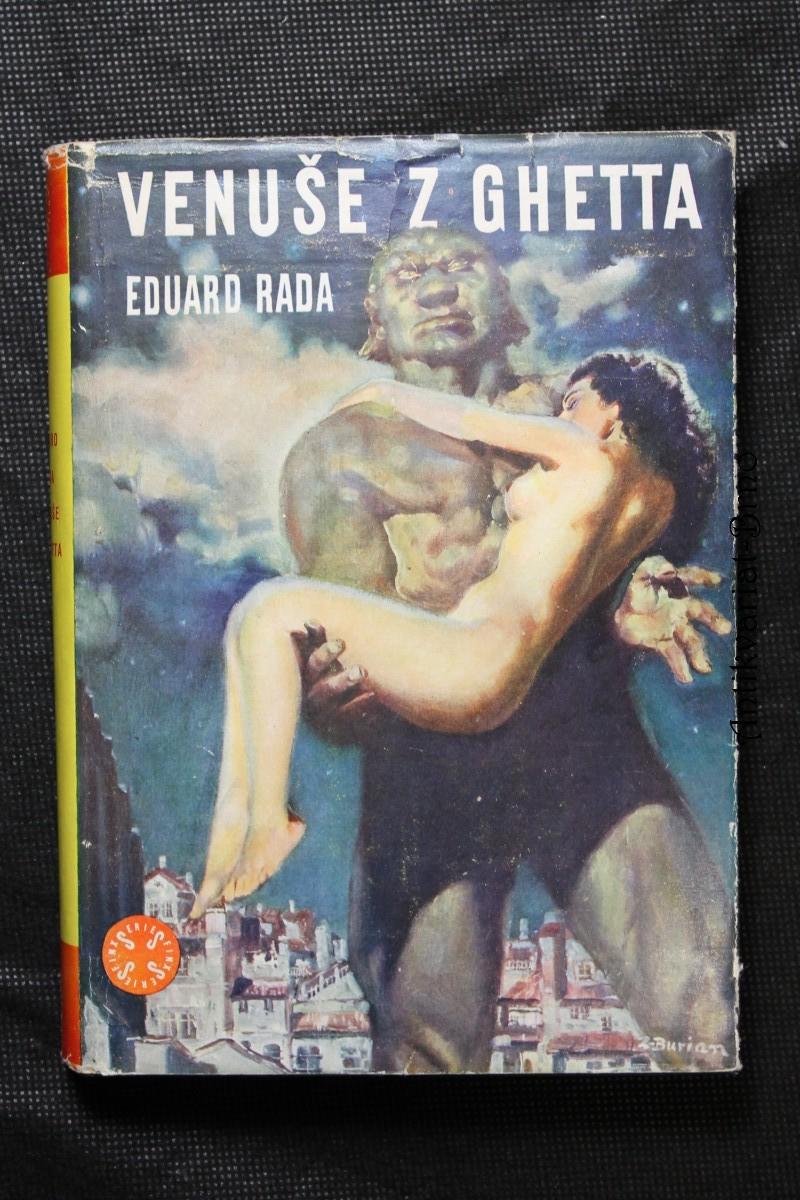 Venuše z ghetta : román