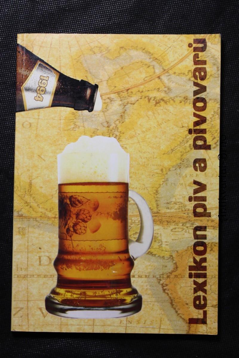 Lexikon piv a pivovarů
