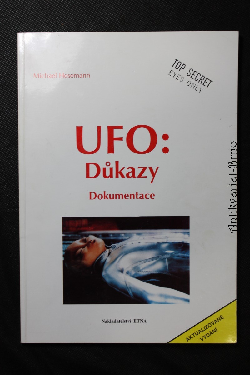UFO: důkazy : dokumentace