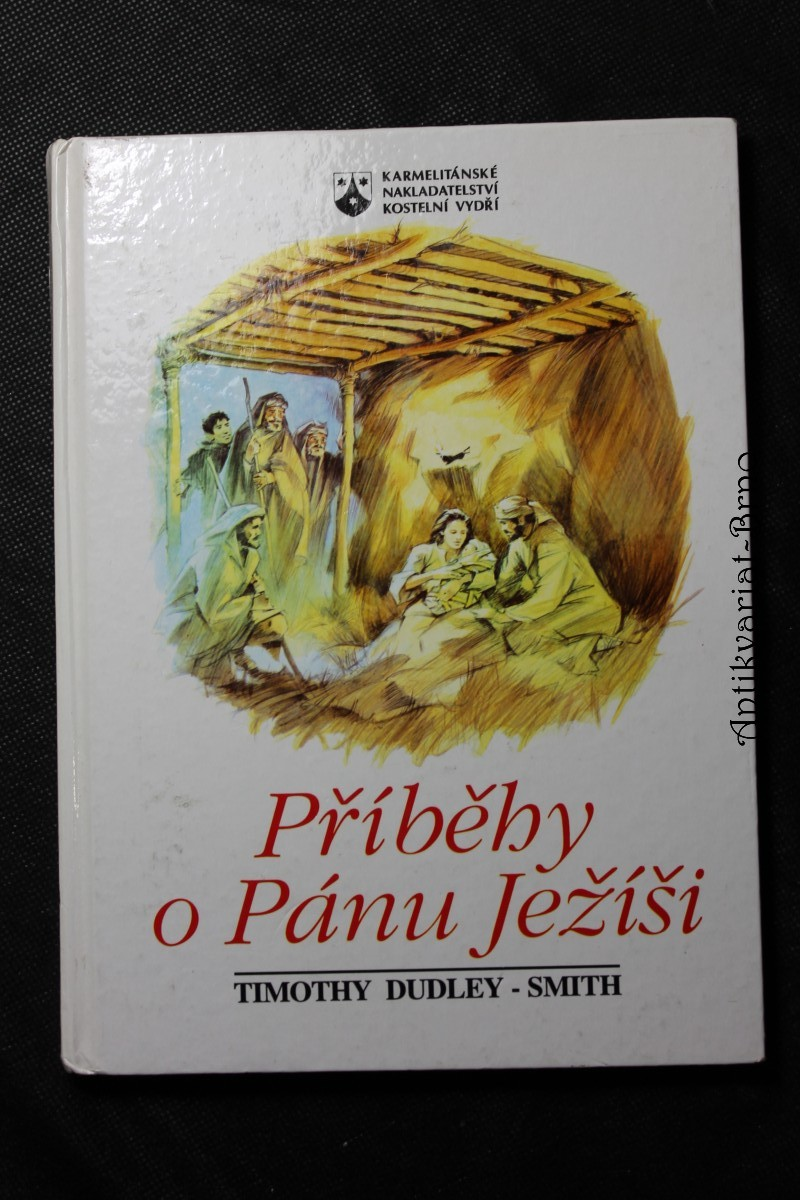 Stories of Jesus. Česky Příběhy o Pánu Ježíši