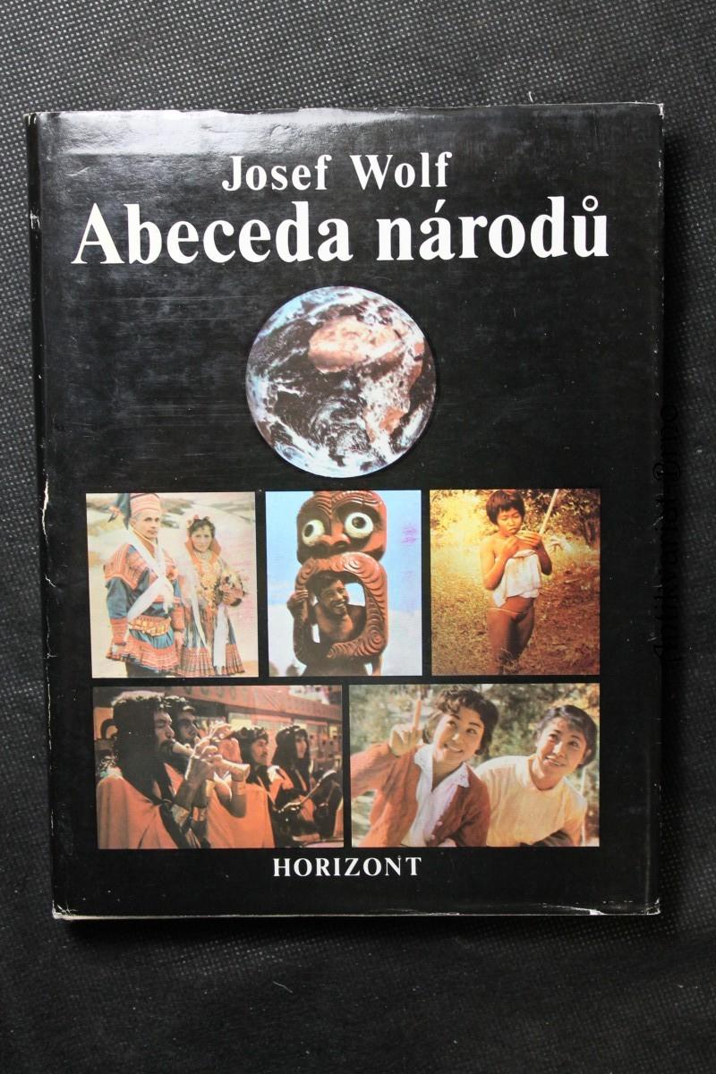 Abeceda národů : výkladový slovník kmenů, národností a národů