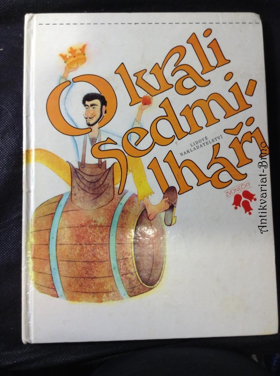 O králi sedmilháři : kavkazké pohádky