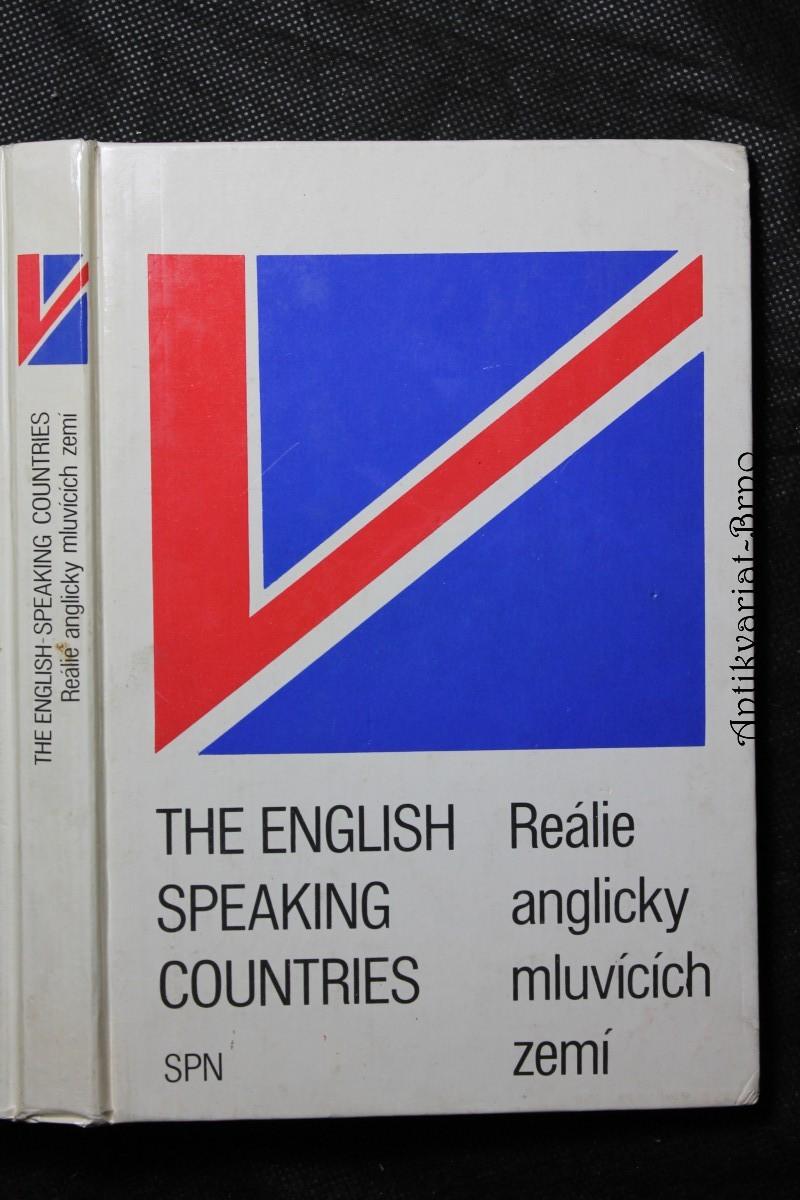 The English speaking countries = Reálie anglicky mluvících zemí