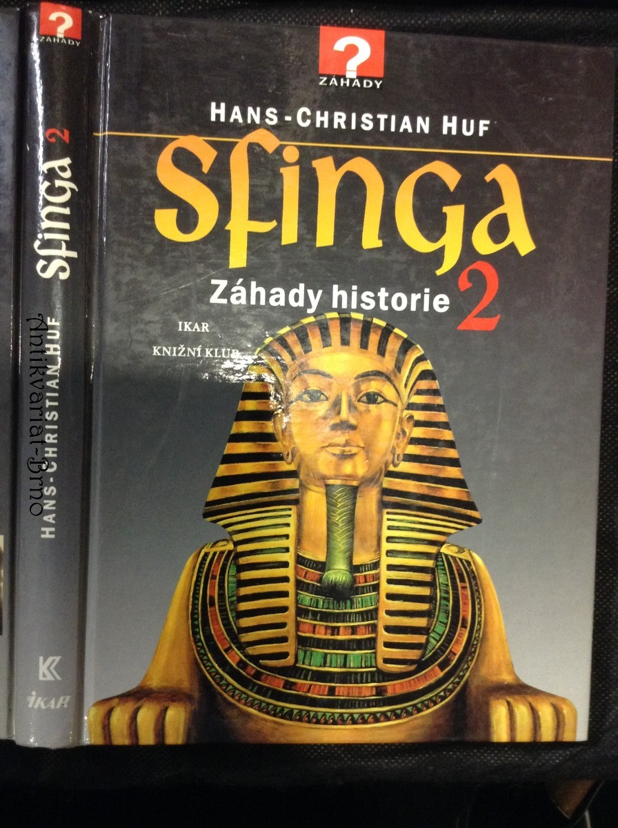 Sfinga 2 : záhady historie