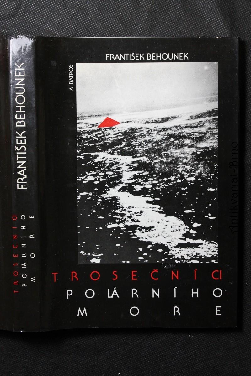 Trosečníci polárního moře : Vzducholodí na severní pól : Četba pro žáky zákl. škol : Pro čtenáře od 9 let