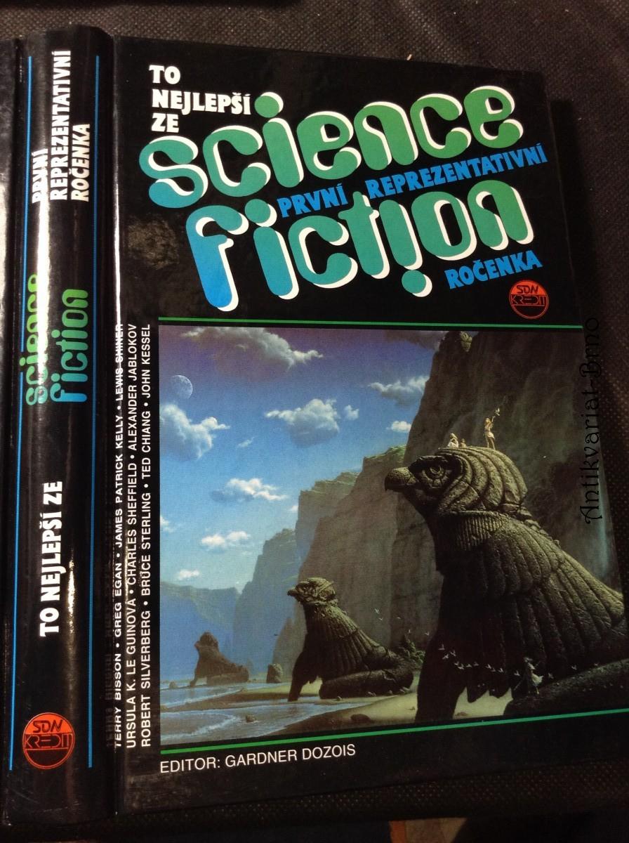 To nejlepší ze science fiction : první reprezentativní ročenka