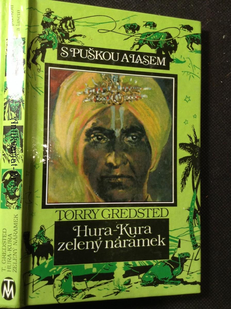 Hura-Kura zelený náramek : indické dobrodružství