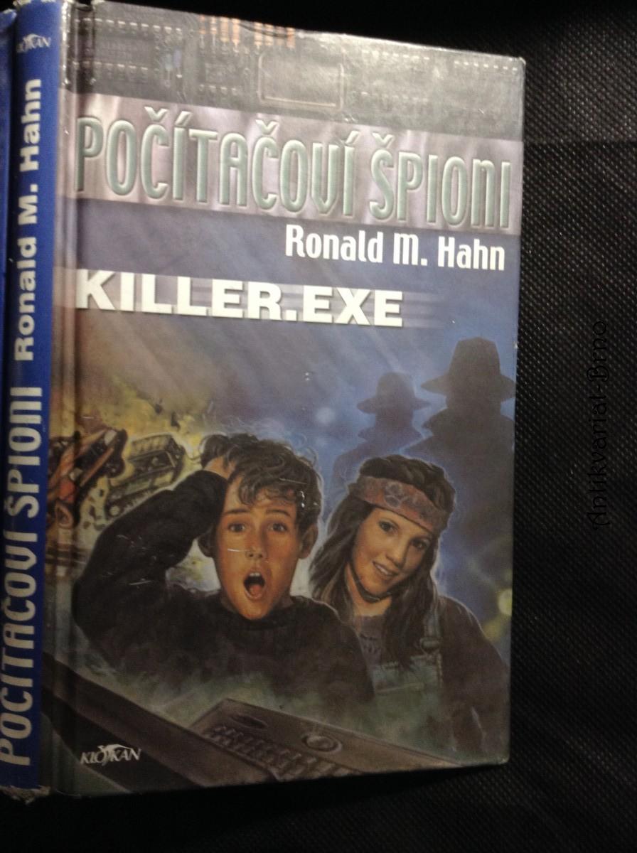 Počítačoví špioni. [1], Killer.exe