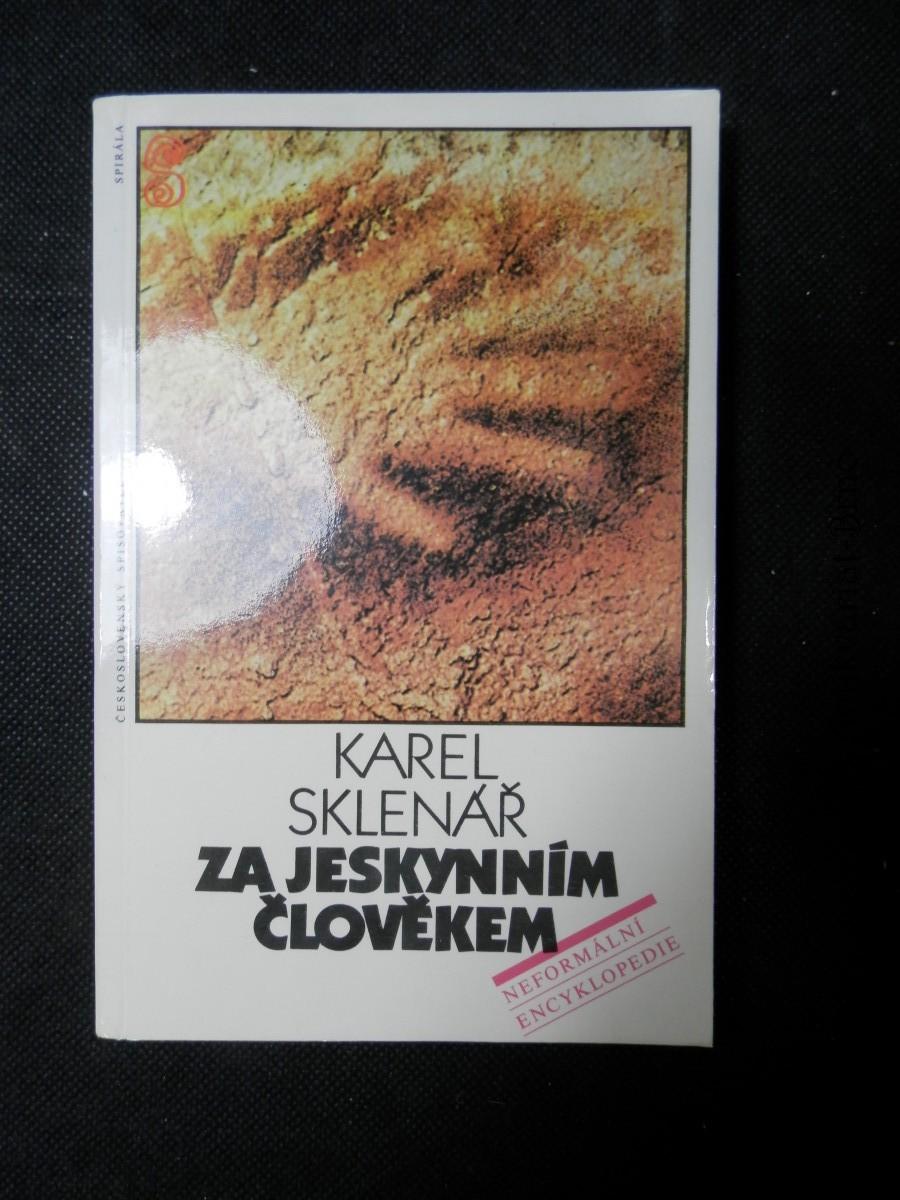 Za jeskynním člověkem : neformální encyklopedie