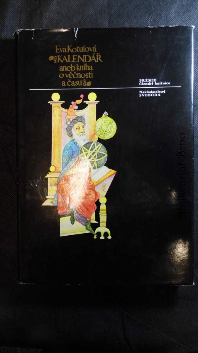 Kalendář, aneb, Kniha o věčnosti a času