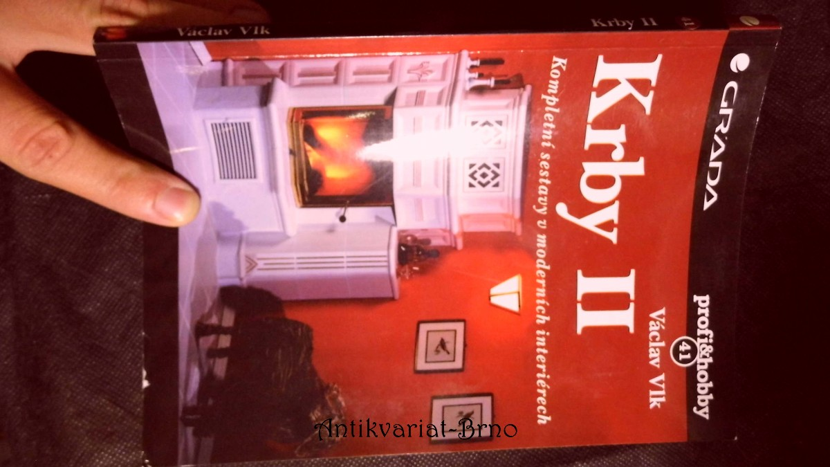 Krby II : kompletní sestavy v moderních interiérech
