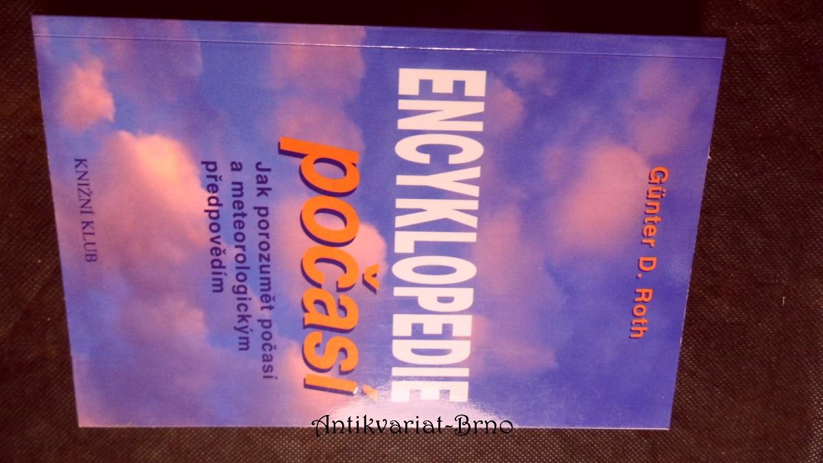 Malá encyklopedie počasí : jak porozumět počasí a meteorologickým předpovědím