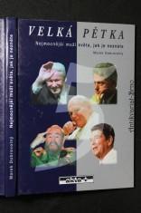 náhled knihy - Velká pětka : nejmocnější muži světa, jak je neznáte