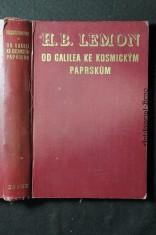 náhled knihy - Od Galilea ke kosmickým paprskům : nový názor na fysiku