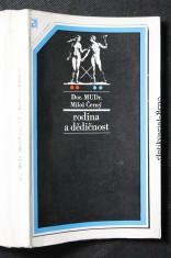 náhled knihy - Rodina a dědičnost