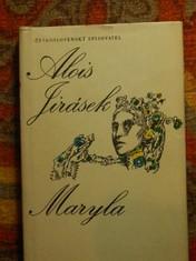 náhled knihy - Maryla : starodávná selanka