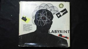 náhled knihy - Labyrint : [výbor západních vědecko-fantastických povídek