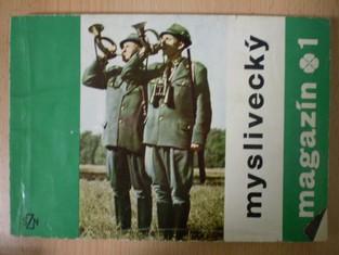 náhled knihy - Myslivecký magazín. 1. sv.