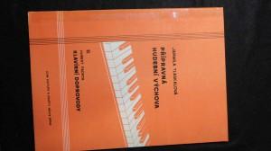 náhled knihy - Přípravná hudební výchova II. - Klavírní doprovody