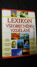 náhled knihy - Lexikon všeobecného vzdělání