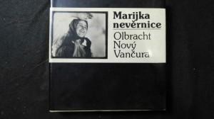 náhled knihy - Marijka nevěrnice