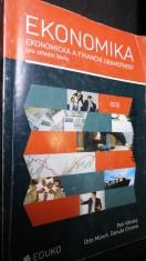 náhled knihy - Ekonomika : ekonomická a finanční gramotnost pro střední školy