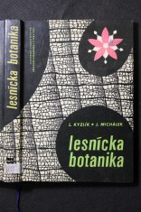 náhled knihy - Lesnícka botanika