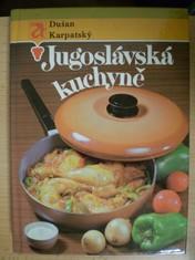 náhled knihy - Jugoslávská kuchyně