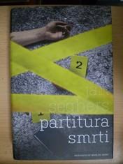 náhled knihy - Partitura smrti
