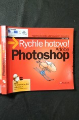 náhled knihy - Adobe Photoshop : rychle hotovo! : [názorný průvodce všemi běžnými činnostmi]