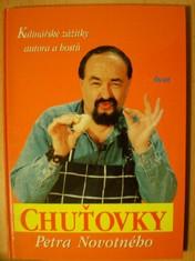 náhled knihy - Chuťovky Petra Novotného : Kulinářské zážitky autora a hostů